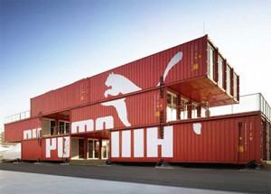 Puma City container prefabbricati